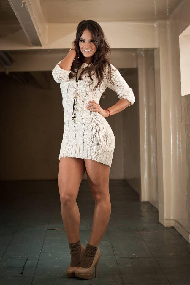 Gina Holguín, más que una belleza