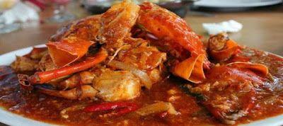 Resep Dan Cara Membuat Kepiting Saus Khas Padang Mudah Resep Kepiting Resep Masakan Resep Masakan Indonesia