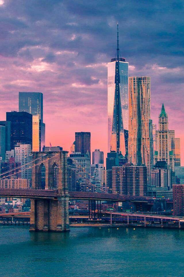 Freedom Tower Nyc New York Landmarks New York City New York Architecture