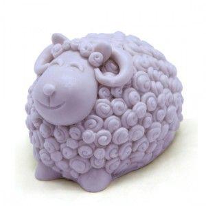 Molde para hacer jabón, oveja 2