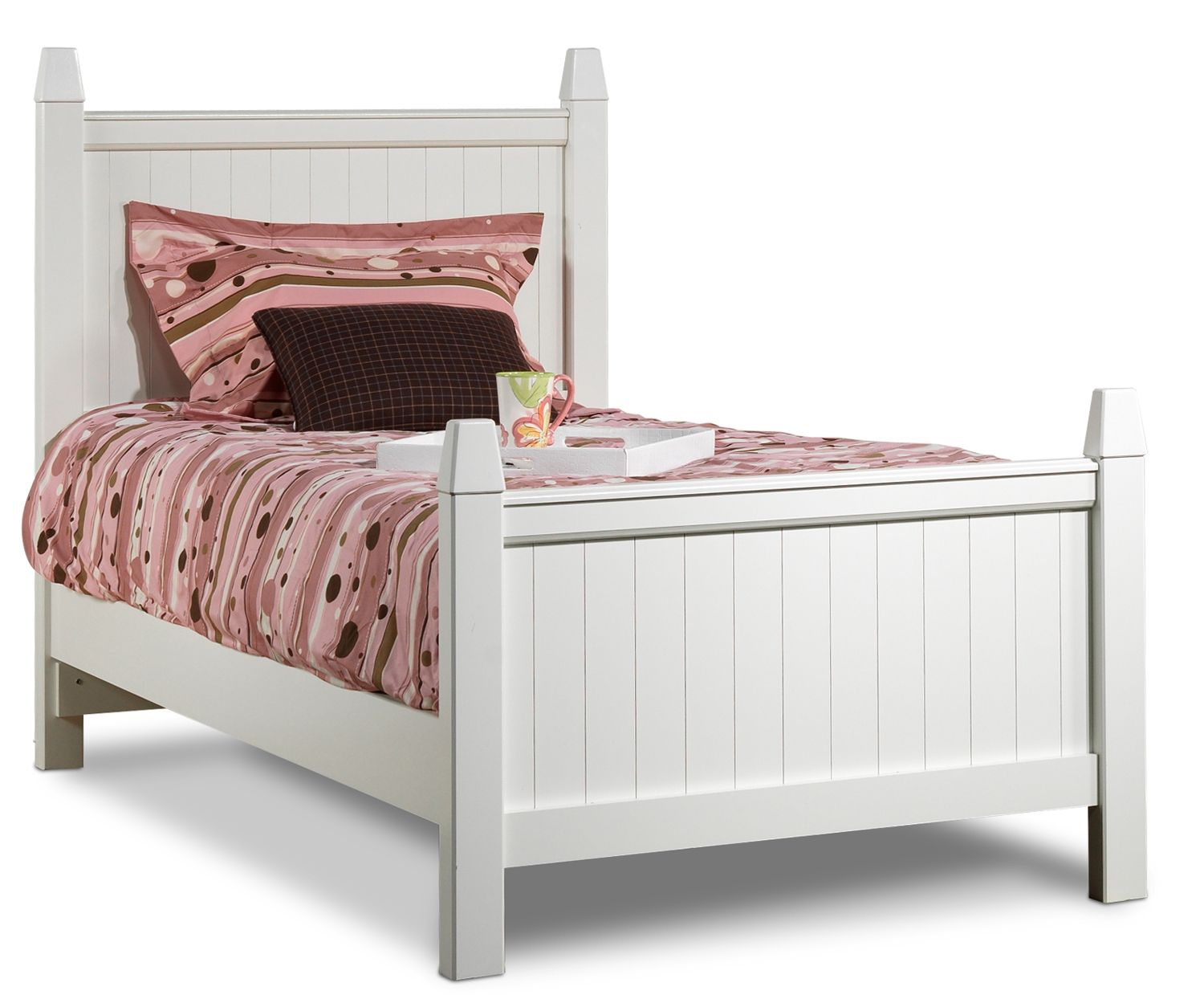Best Dahlia Kids Furniture Twin Bed Leon S Twin Bed 400 x 300