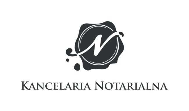 Kancelaria Notarialna - projekt logo www.ludio.pl