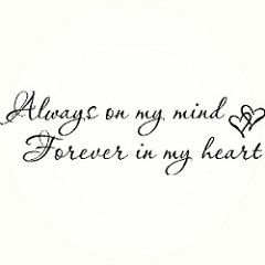 My next tattoo same quote written on my mums grave stone #love #quotes #tattoo #love #inmemory #love #heart #always #mum #cancer #memory #instagram #instahope #grandfathertattoo