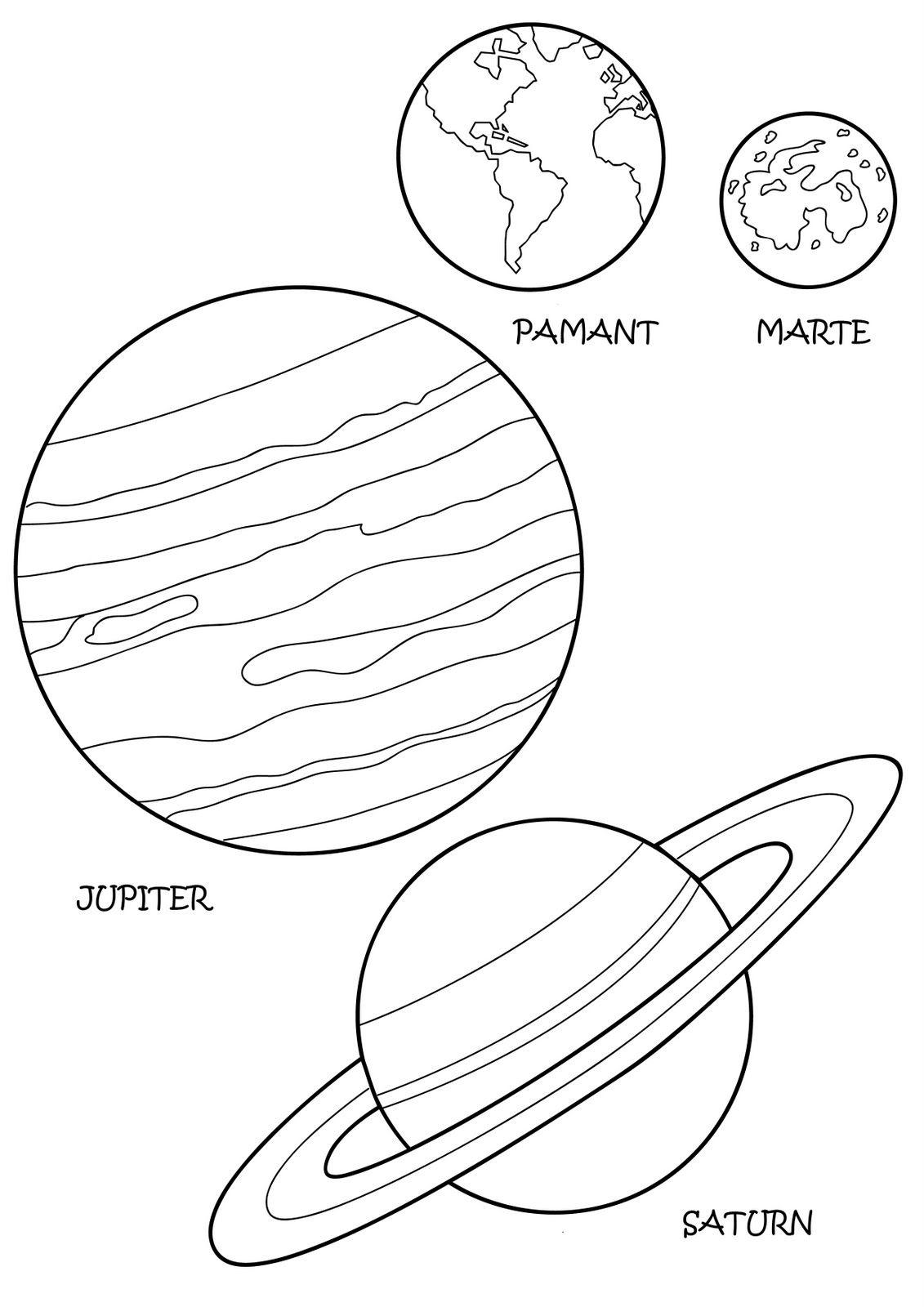 Resurse Pentru Copii Crestini Spatiul Cosmic