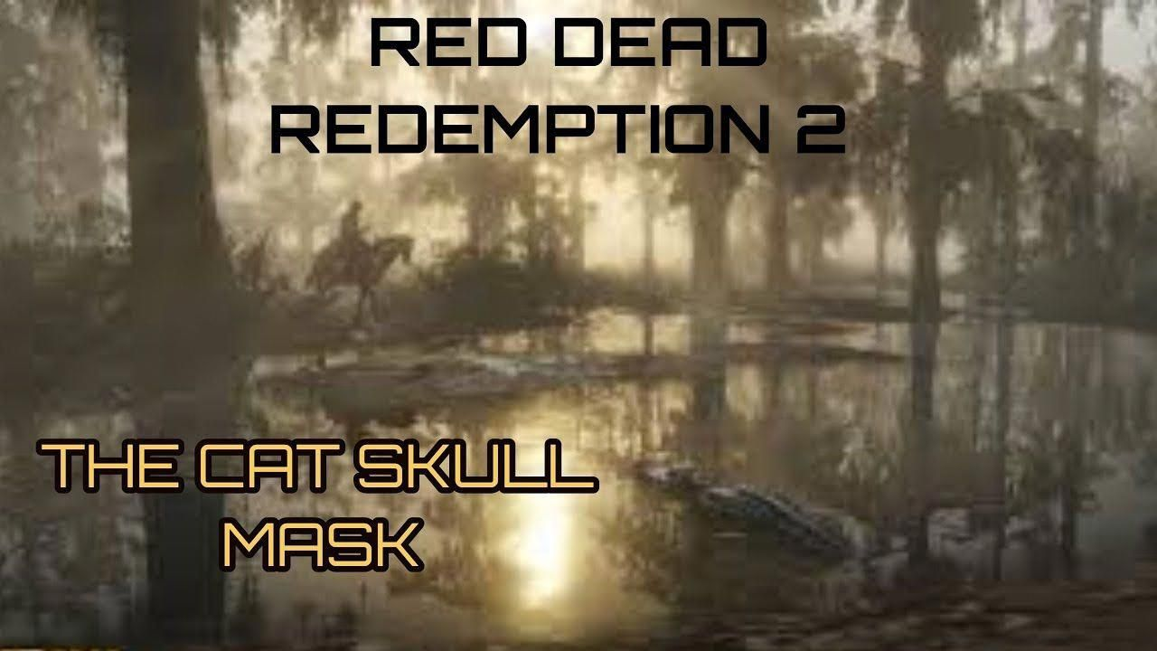How To Get Mask In Red Dead Redemption 2