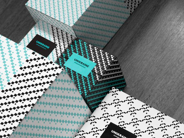 UNIKRAINE on Packaging of the World - Creative Package Design Gallery