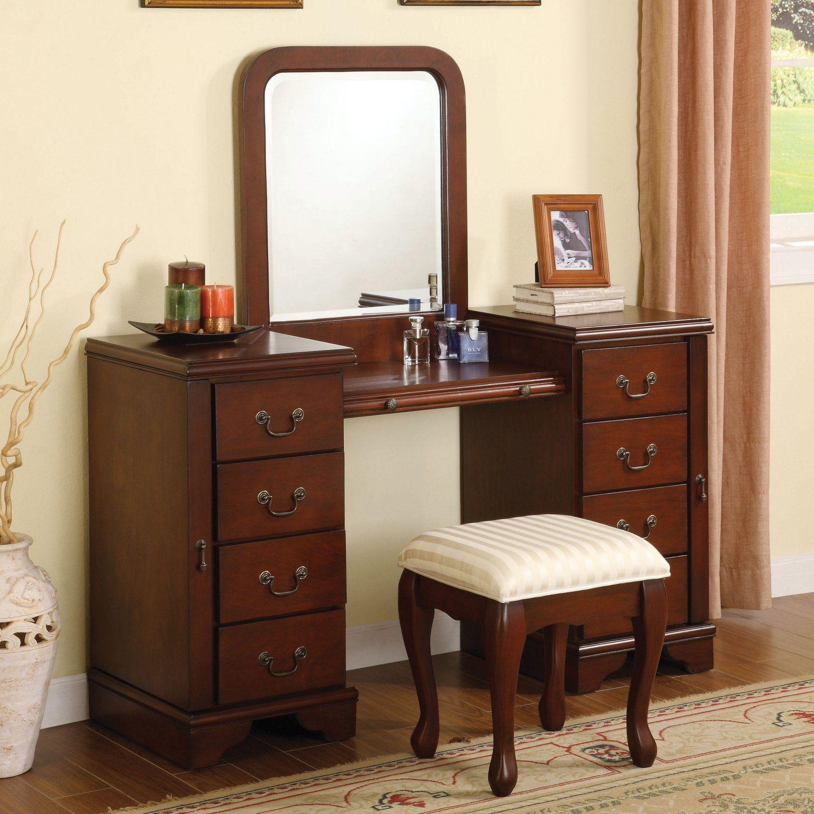 vintage bedroom vanity set types - http://www.endurethebear