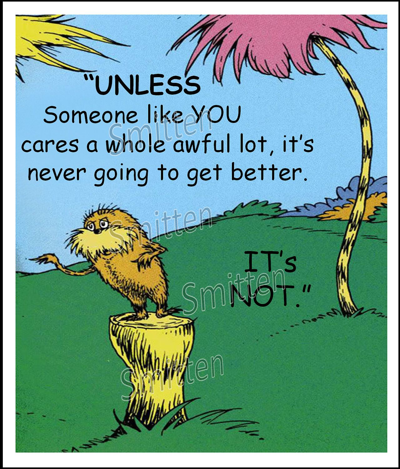 Dr Seuss The Lorax Full Movie In English: Pinterest