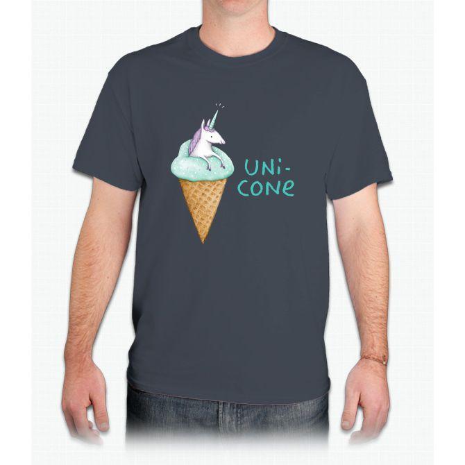 Unicone Unicorn - Mens T-Shirt