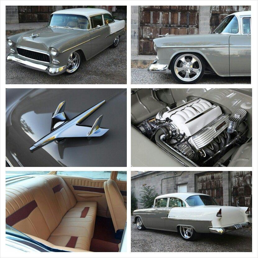 1955 Chevrolet Belair built by Kindig-it Design www kindigit