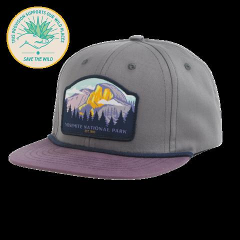 Spc136 1 Yosemite National Park Hat Front View National Parks Hat Yosemite National Park National Parks