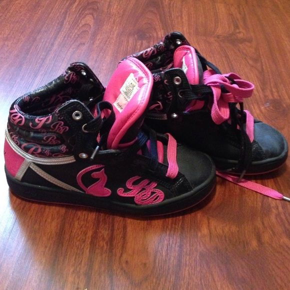 Baby Size4bb ShoesSneakers Baby Phat Size4bb ShoesSneakers Phat ColorBlackpink Phat ColorBlackpink Baby exdrCBo