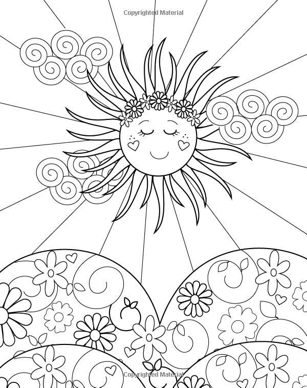 Amazon Com A Very Groovy Coloring Book 70 Designs For Good Vibes 9780692579626 Angele Jeanne Coloring Books Mandala Coloring Pages Designs Coloring Books