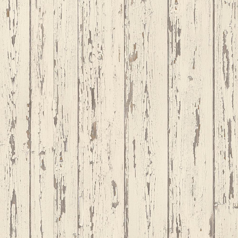 Norwall Shiplap Wallpaper FH37528 in 2020 Farmhouse
