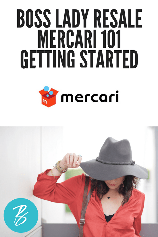 Mercari 101 How To Sell On Mercari Bexa Boss Lady Things To Sell Boss Lady Selling Clothes Online