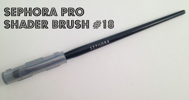 Pro Shader Brush #18 by Sephora Collection #6