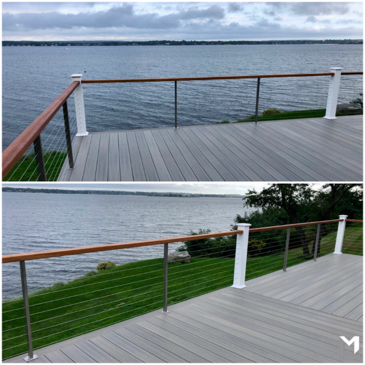 Would You Like To Install A Cable Railing System That
