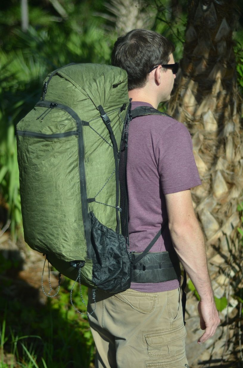 Cuben Fiber Is A Laminated Fabric Constructed From Ultra High Molecular Weight Polyethylene Ultralight Backpacking Gear Backpacking Gear Ultralight Backpacking