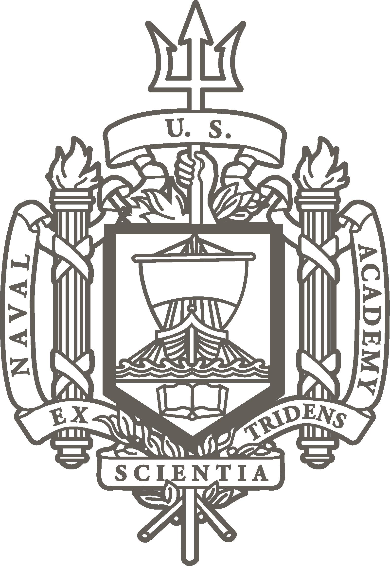 United States Naval Academy Logo Usna Vector Eps Free
