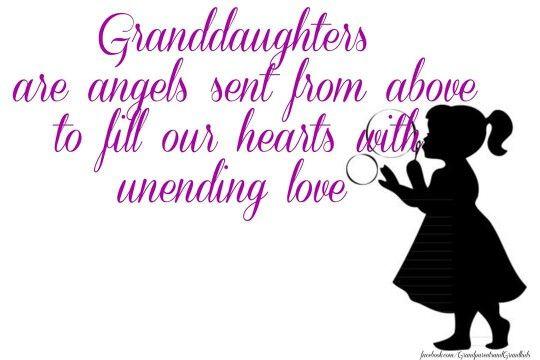 So True Grandaughter Quotes Granddaughter Quotes Quotes About Grandchildren