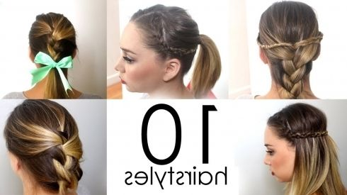 Elegant Easy And Quick Hairstyles For Long Hair Tutorial Easy Everyday Hairstyles Diy Hairstyles Elegant Everyday Hairstyles