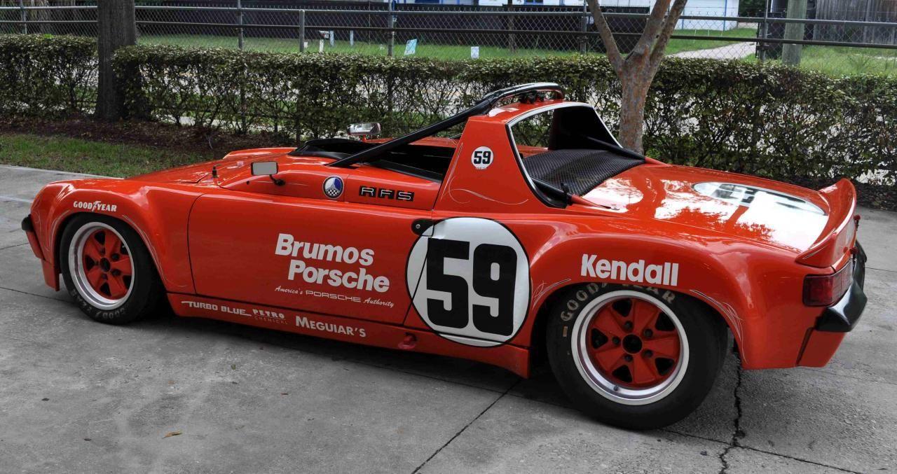 Porsche 914/914.8/916/Murène Porsche 914, Porsche, Coupe