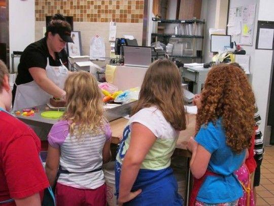 Traveling Taste Buds Summer Camp O Fallon Missouri Kids Events