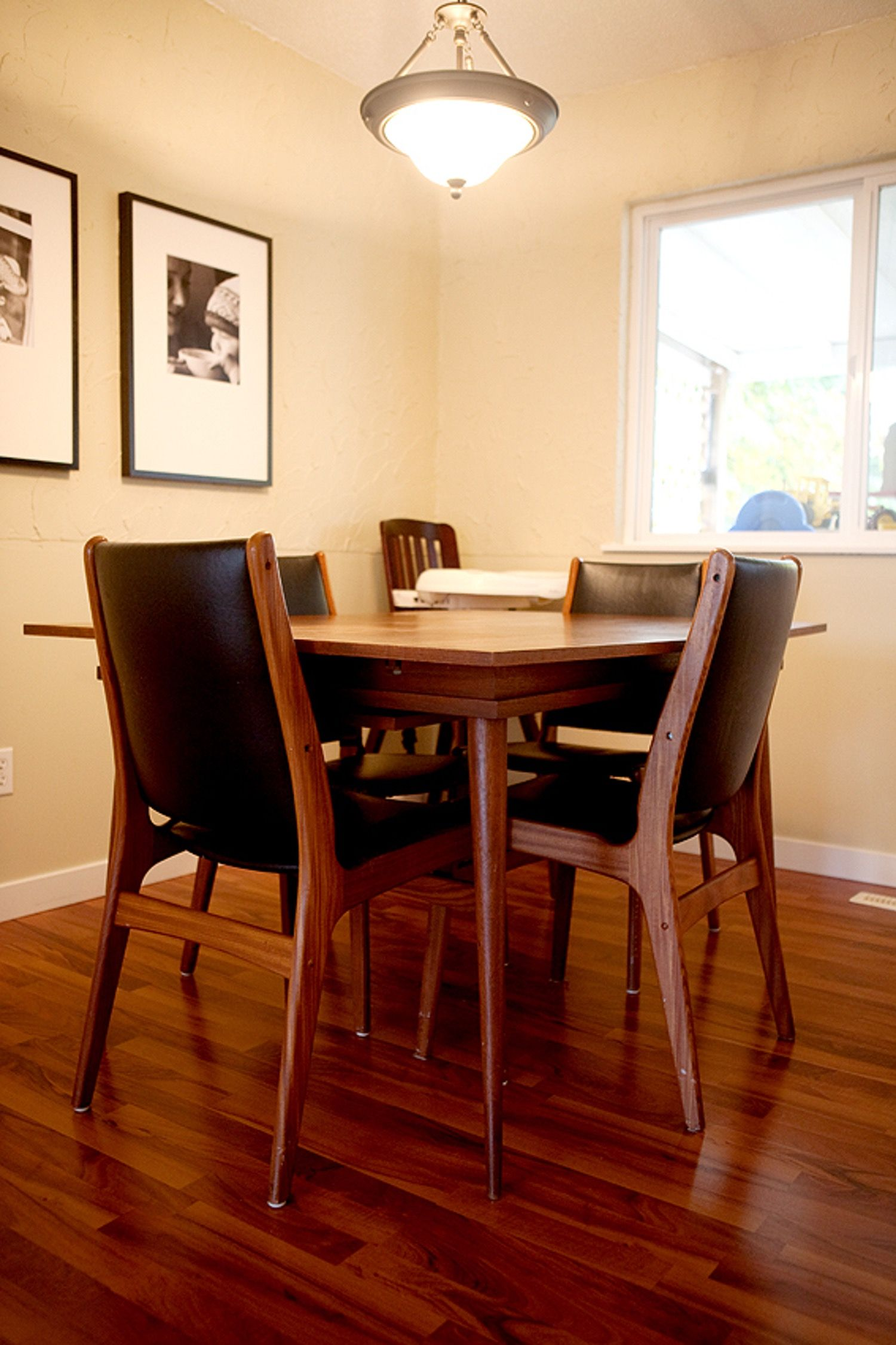 Best Way to Refinish a Teak Dining Table   Mid century ...