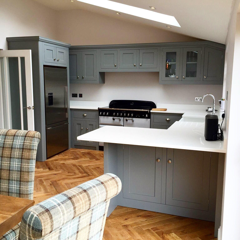 Bespoke Kitchen Furniture The Wonderful Plummet Handmade Bespoke Kitchens Huiskamer