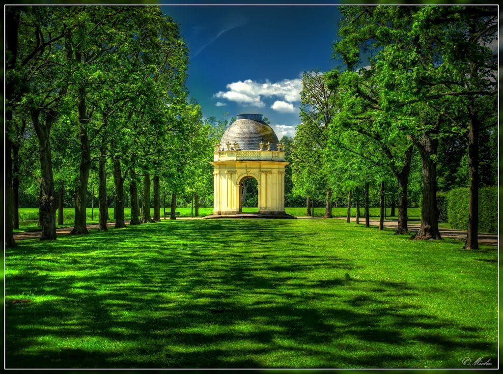Spectacular Germany Lower Saxony Hannover Herrenh user G rten Tempel von Louis Remy de la