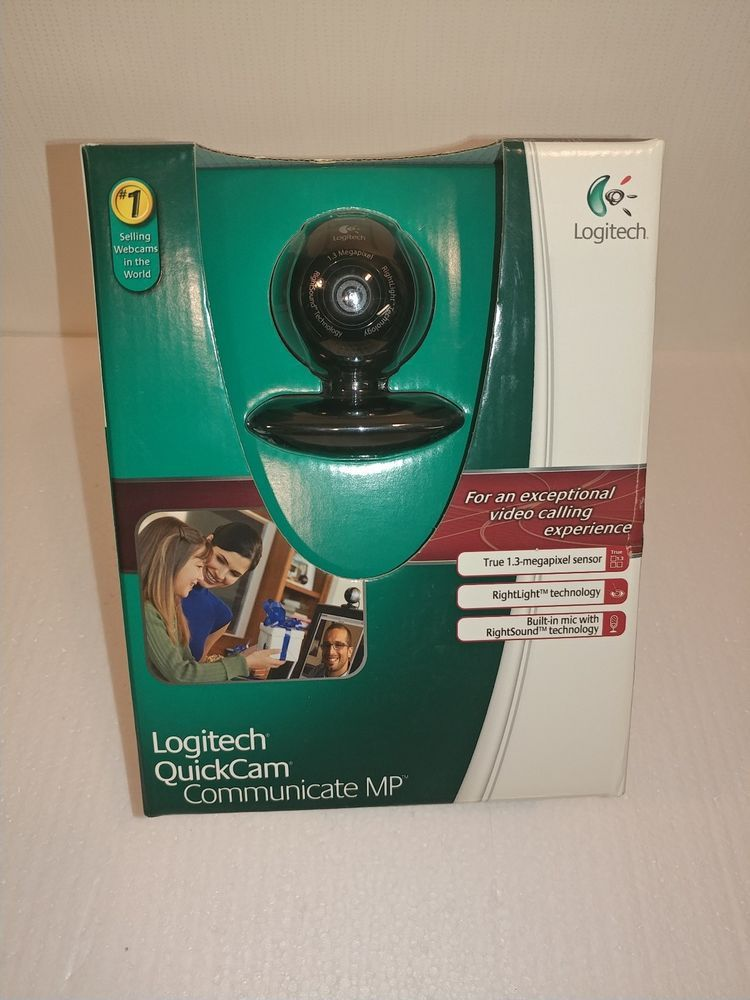 LOGITECH QUICKCAM COMMUNICATE MP DRIVERS FOR WINDOWS