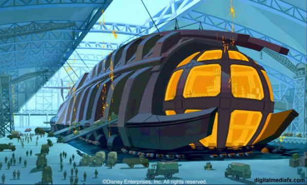 "Film Review: ""Atlantis: The Lost Empire"" (2001)"