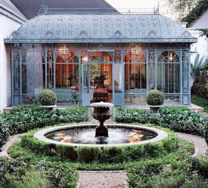 Garden Decor Cape Town: Pavillion In Cape Town