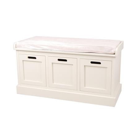 Ashford Cream Storage Bench | Dunelm Mill  sc 1 st  Pinterest & Ashford Cream Storage Bench | Dunelm Mill | House Stoof | Pinterest ...