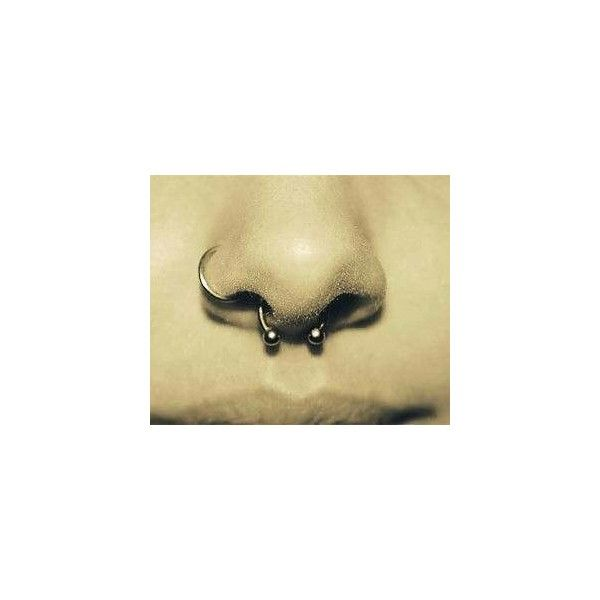 Piercings x ❤ liked on Polyvore featuring piercings, jewelry and photos
