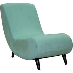 Best Mostly Mod Turquoise Lounge Chair Seating Blue 640 x 480