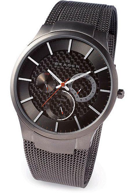 SKAGEN denmark. titanium   Watches   Pinterest 9b80b30ceb