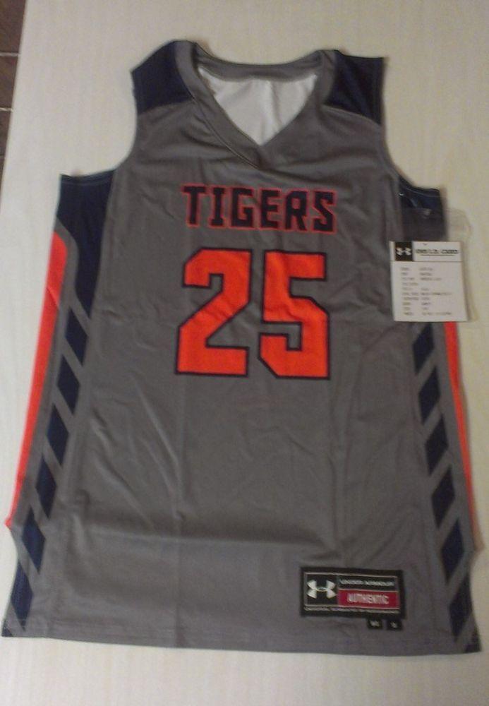 Womens Basketball Jersey 25 Size 13 Large Auburn Tigers