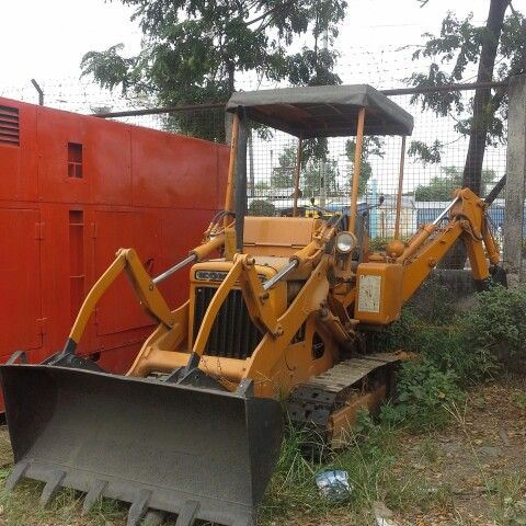 For sale! Original Japan surplus backhoe loader Make: komatsu d10s-1 backhoe loader Engine:2d92 For more details & information pls call @09176381917 or visit us @ un avenue national highway mandaue city,cebu 6014