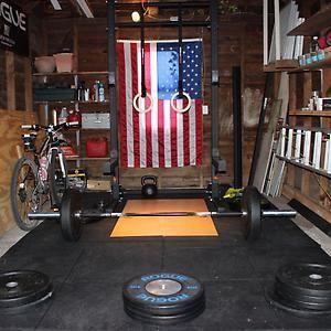 garage gyms  build your own gym in your garage garage
