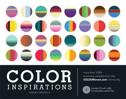 Color Inspirations: More than 3,000 Innovative Color Palette Ideas ...