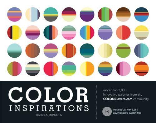 Color Inspirations Color Inspiration Color Book Design