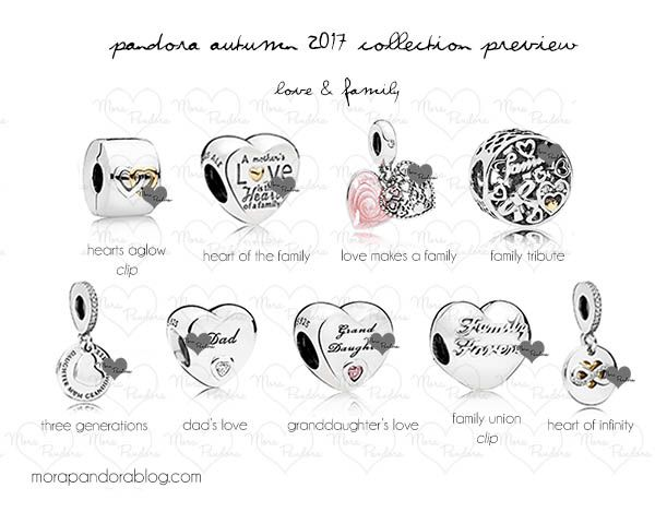 ee92916a5 Pandora Autumn 2017 Collection Preview | PANDORA | Pandora, Pandora ...