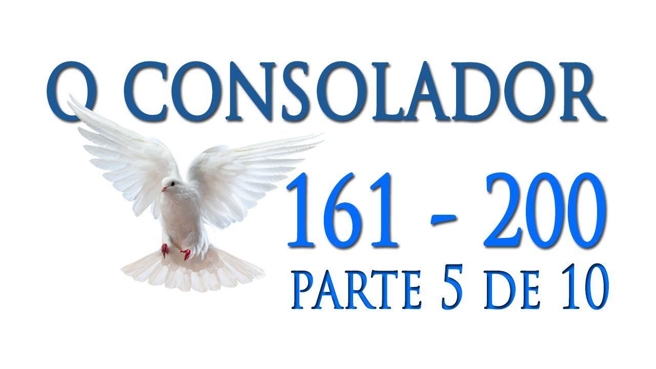 O Consolador: 161 a 200 - Espírito: Emmanuel - Médium: Francisco Cândido...