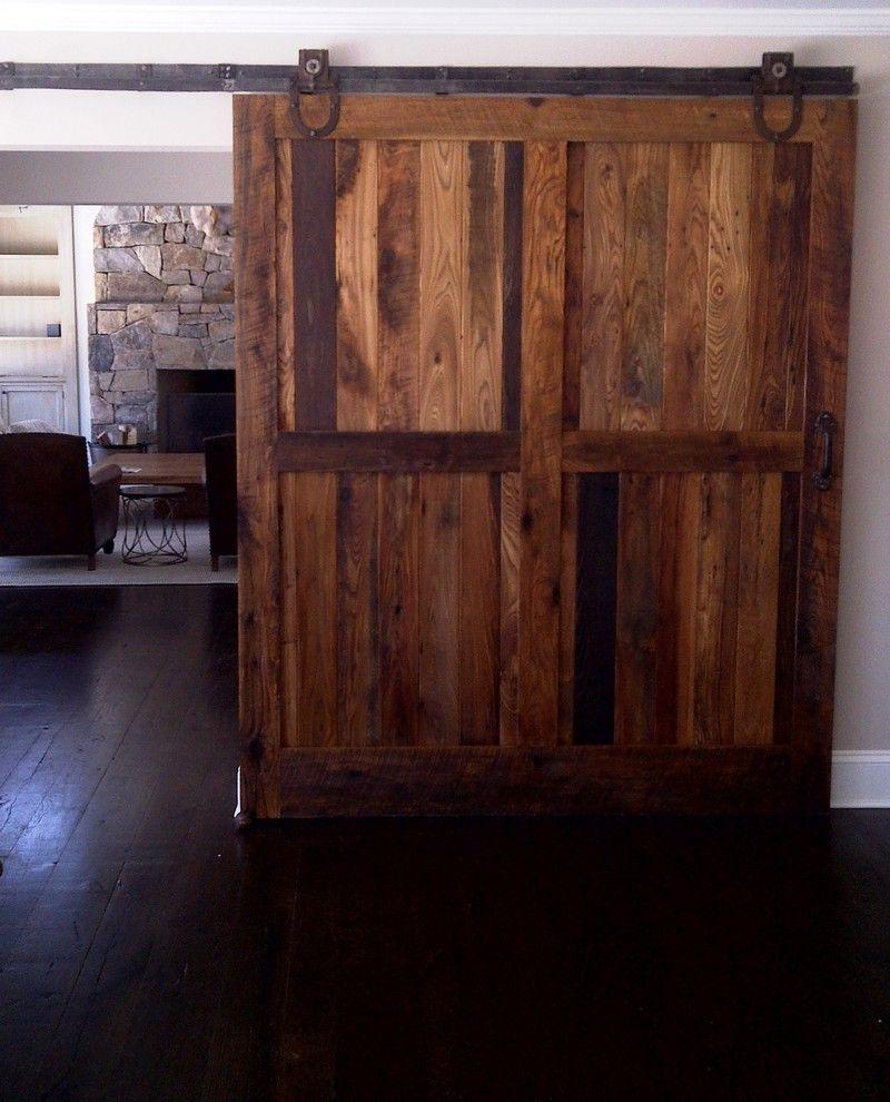 Barn Door Interior Living Room Modern With Sliding Doors For Home