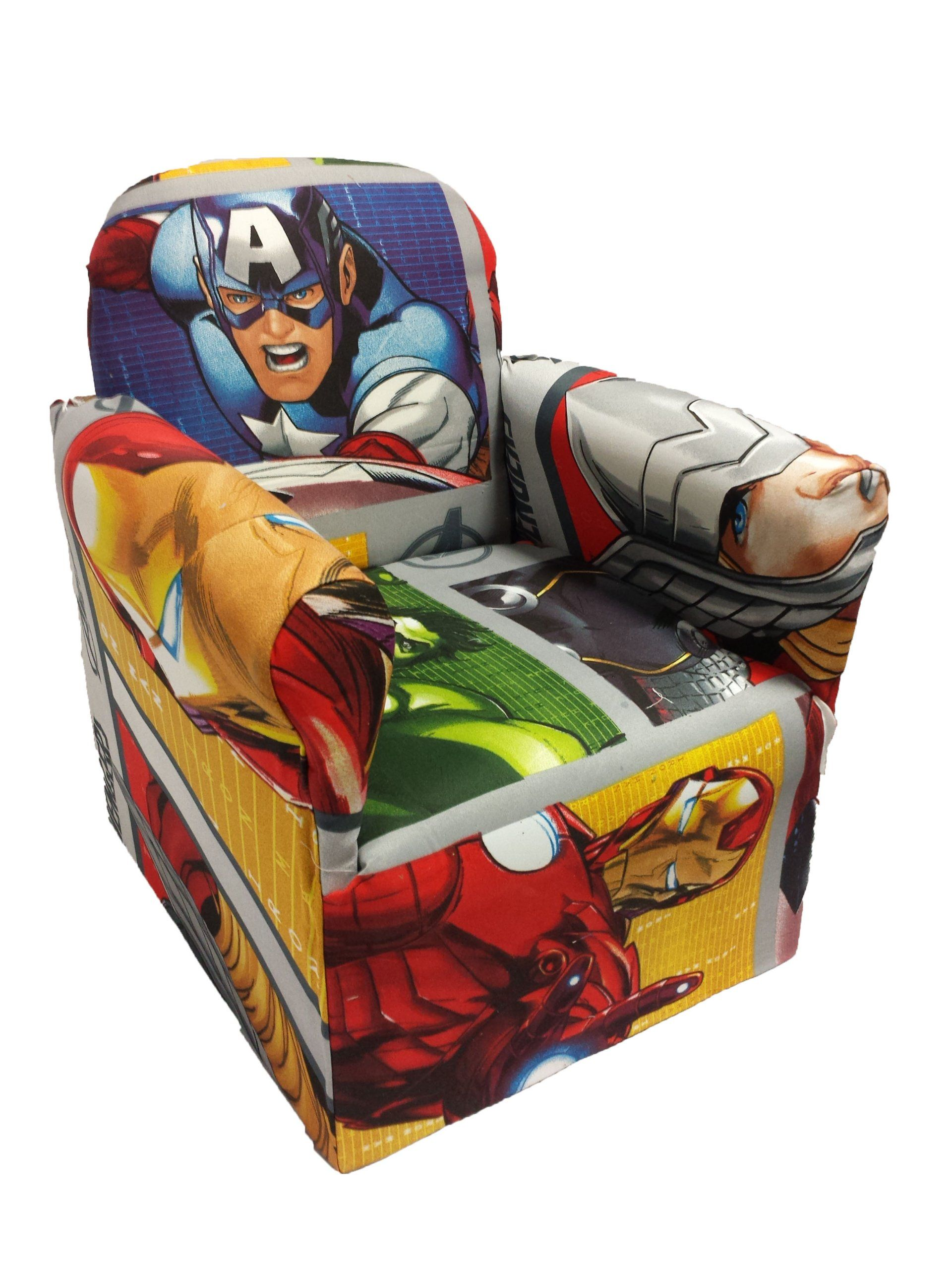 Superhero Bean Bag Chair The Best Brand Childrens Disney Tv Characters Sofa Kids Seats
