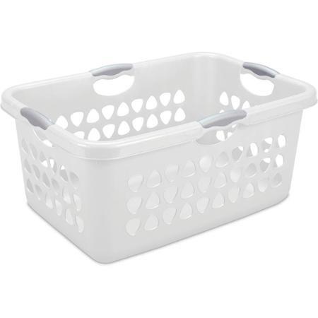 Sterilite 2 Bushel Ultra Laundry Basket Multiple Colors Available In Case Of 6 Or Single Unit Laundry Basket