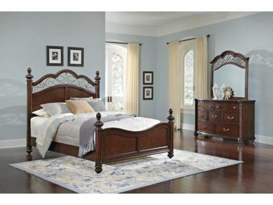 Derbyshire 5Pc Bedroom Package  Value City Furniture Mesmerizing Value City Furniture Bedroom Sets Design Inspiration