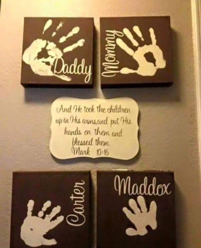 Love this idea! | Craft | Pinterest | Crafts, Gift and Babies