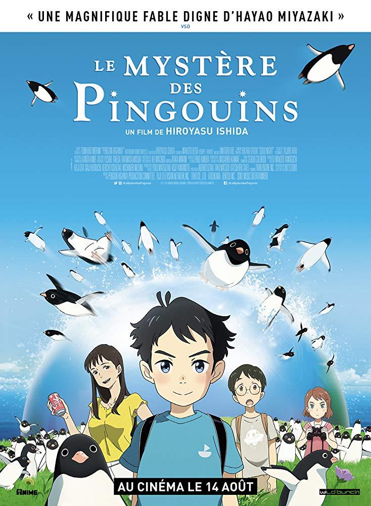 Penguin Highway (Japan, 2018 / French title Le Mystère